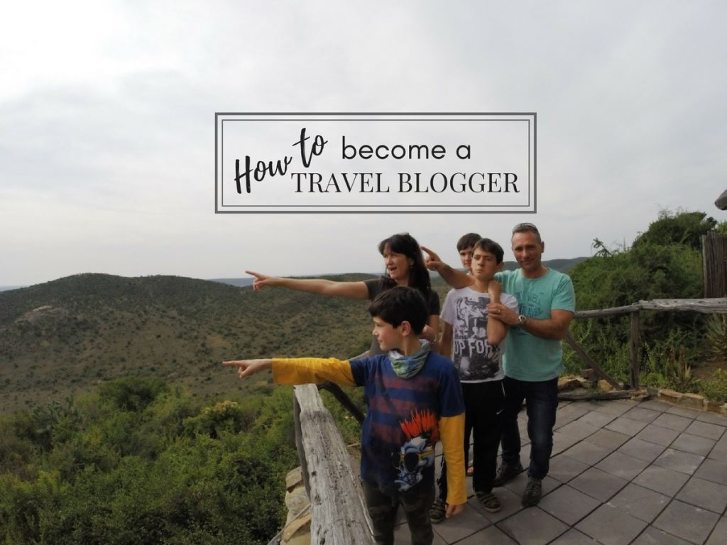Social Media and Travel: 5 Tips on How to Become a Travel Blogger