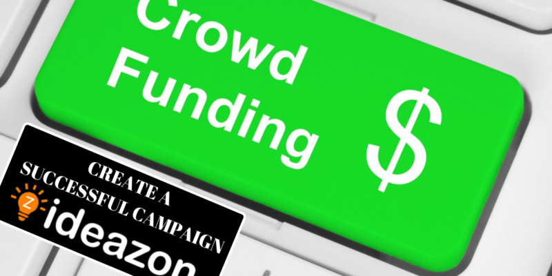 Launching A Successful Crowdfunding Campaign With Ideazon
