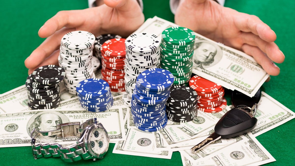 A Good Bet For Investors Is Gambling